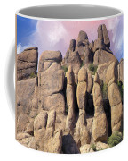 Hoodoo In The Superstition Mountains Coffee Mug