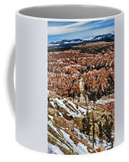 Hoodoos At Bryce Coffee Mug