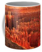 Hoodoos Basin Coffee Mug