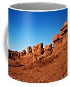 Hoodoos Row Coffee Mug