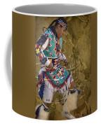 Hoop Dancer Past And Present Coffee Mug