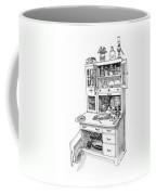 Hoosier Kitchen Coffee Mug