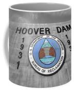 Hoover Logo  Coffee Mug