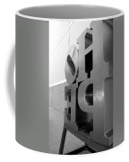 Hope Askew In Black And White Coffee Mug