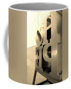 Hope Askew In Sepia Coffee Mug