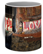 Hope Love Lovelife Coffee Mug