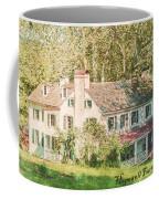Hopewell Furnace In Pennsylvania Coffee Mug