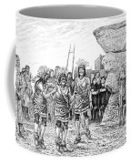 Hopi Indian Snake Dance Coffee Mug