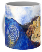 Hopi Spirit Coffee Mug by Jerry McElroy