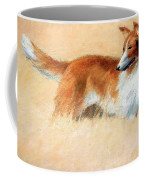 Hopper's Cape Cod Evening -- The Dog Coffee Mug