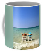 Horizon Blues Coffee Mug