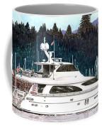 Vancouver Rowing Club Coffee Mug