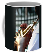 Horn Player Pk 0071 Coffee Mug