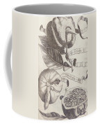 Horned Orange Coffee Mug by Cornelis Bloemaert
