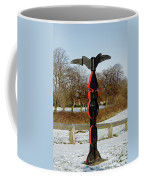 Horninglow Linear Park Signpost Coffee Mug