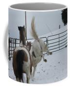 Horse 13 Coffee Mug