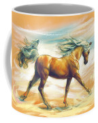 Horse Akalteke Coffee Mug