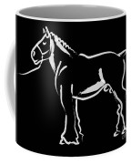 Horse - Big Fella Coffee Mug