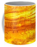 Horse Collar Ruins Coffee Mug
