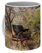 Horse-drawn Buggy Coffee Mug by Kathleen Bishop