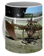 Horse Drawn Plow Coffee Mug