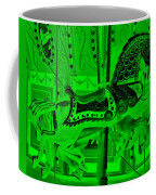 Green Horse E Coffee Mug