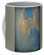 Horse Head Cloud Coffee Mug