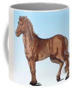 Horse Historiae Animalium  Coffee Mug