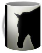 Horse Illusion Coffee Mug
