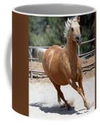Horse On The Run Coffee Mug