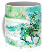 Horse Painting.18 Coffee Mug