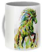 Horse Painting.26 Coffee Mug