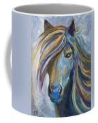 Horse Portrait 102 Coffee Mug