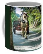 Horse Powered Mackinac Island Coffee Mug