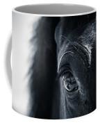 Horse Reflection Coffee Mug