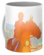 Horse Show Flares Coffee Mug