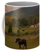 Horseback Riding In Gatlinburg Coffee Mug by Dan Sproul