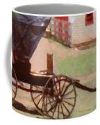 Horseless Carriage Coffee Mug by Jeff Kolker