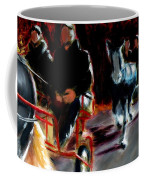 Horses And Carriages Coffee Mug