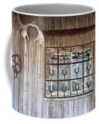 Horseshoe Art Coffee Mug