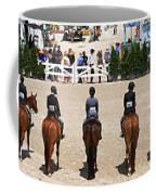 Horseshow Pano Coffee Mug