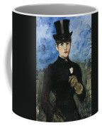 Horsewoman Coffee Mug