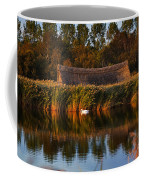 Horsey Mere On The Norfolk Broads On A Still Day In Autumn Coffee Mug