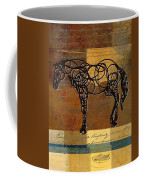 Horso - 70s01br02t Coffee Mug by Variance Collections