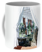 Horst's Patio In Long Island Coffee Mug