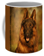Hoss - German Shepherd Dog Coffee Mug