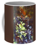 Hostas In The Forest Coffee Mug