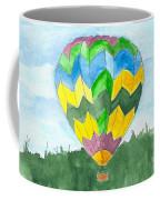 Hot Air Balloon 01 Coffee Mug