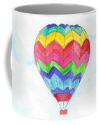 Hot Air Balloon 02 Coffee Mug