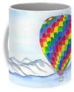 Hot Air Balloon 04 Coffee Mug